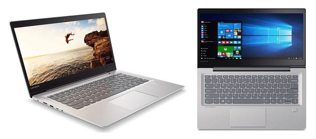 Intel 8th Gen Lenovo Ideapad
