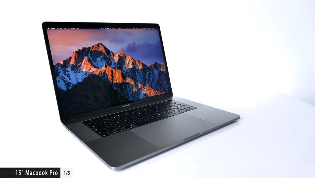 XPS 15 vs MacBook Pro 15