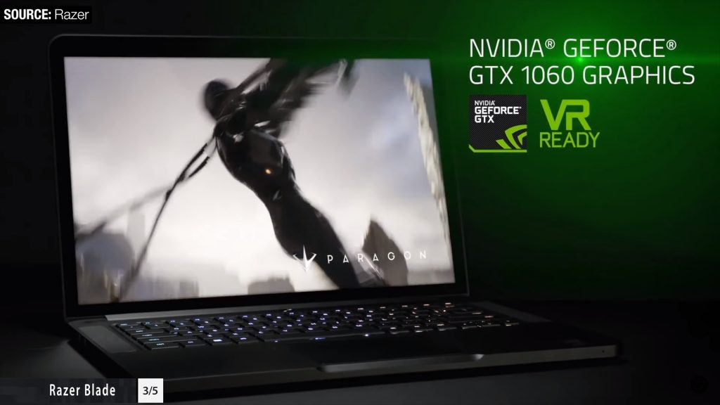 XPS 15 vs Razer Blade