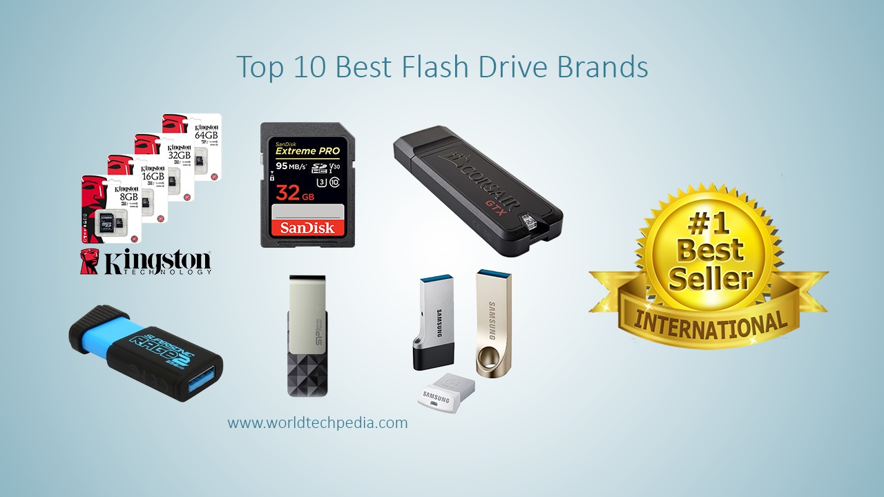 Top 10 Best Flash Drive Brands