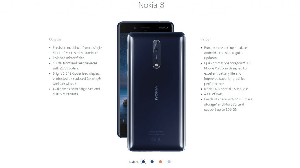 Top 5 Best Nokia Smartphones