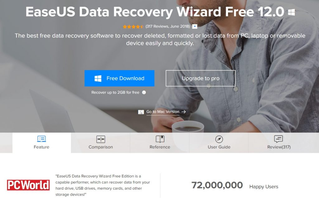 EaseUs Data Recovery - EaseUs data Recovery Wizard Professional Full Version Free Download
