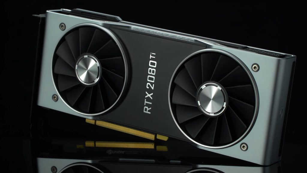 Nvidia GeForce RTX 2080 Ti RTX 2080 RTX 2070 Graphics Card 2018