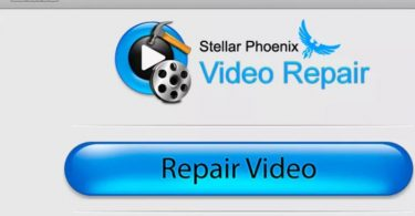Stellar Phoenix Video Repair Software