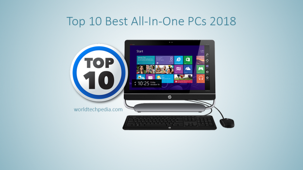 Best All-In-One PCs 2018
