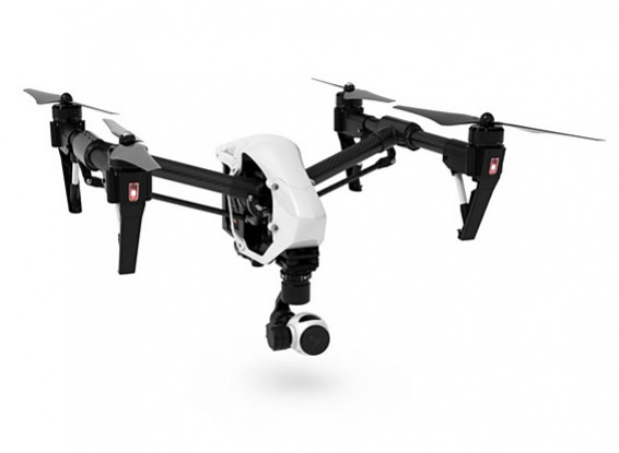 DJI T600 Inspire 1 - Agricultural Drone