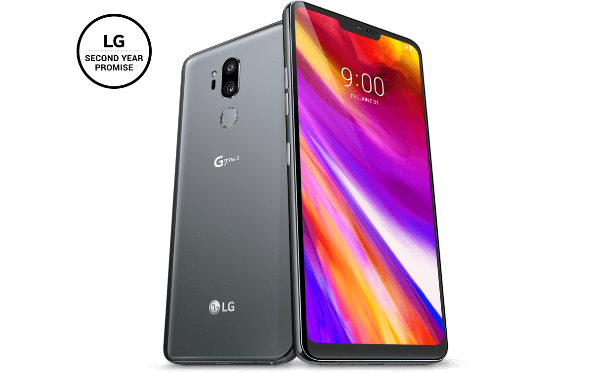 LG G7+ ThinQ - Top 10 LG Phones